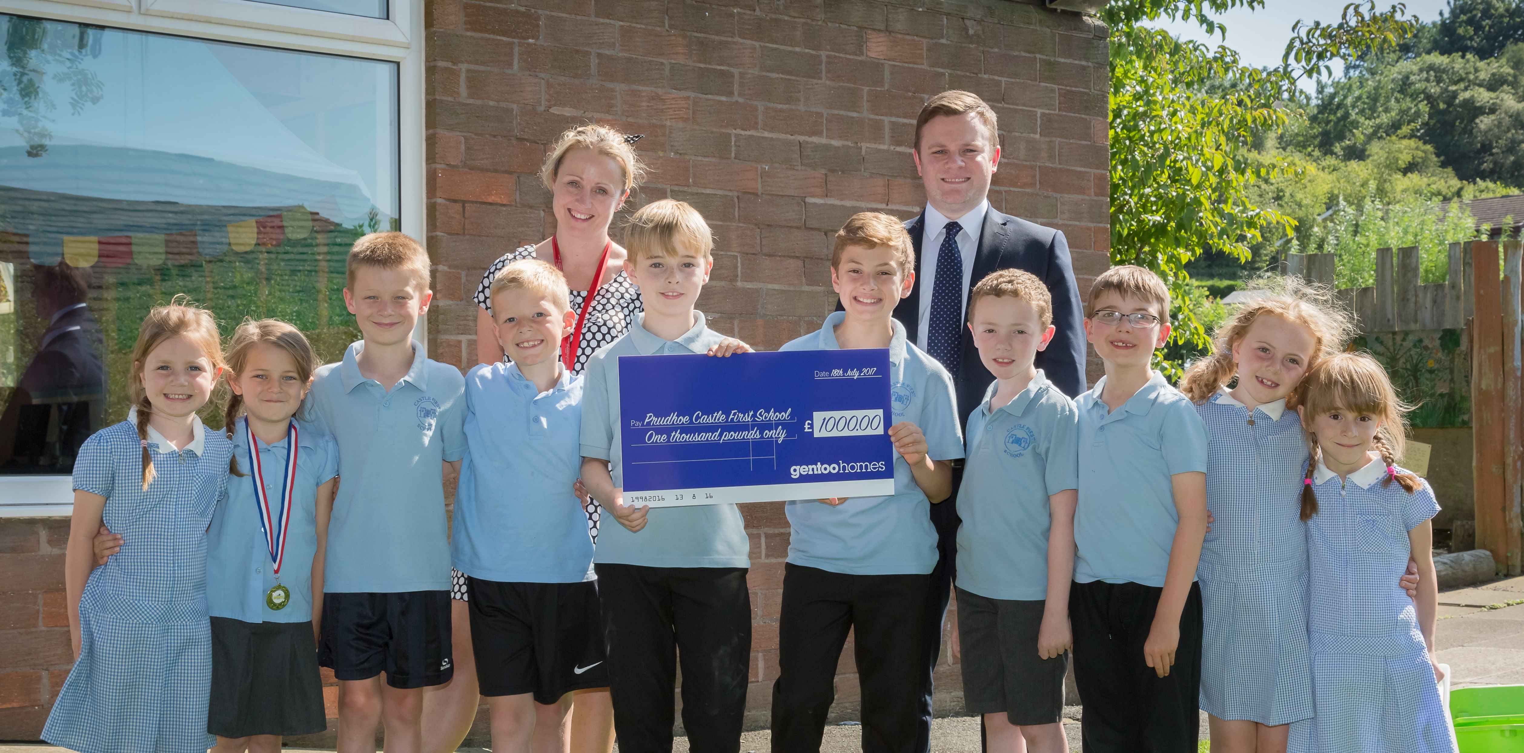 Prudhoe Castle First School to open new nursery facility