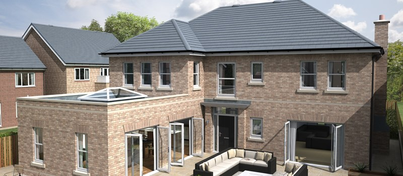 Our stunning 5 bedroom Wallington View home is now open