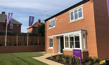 Show Home now open
