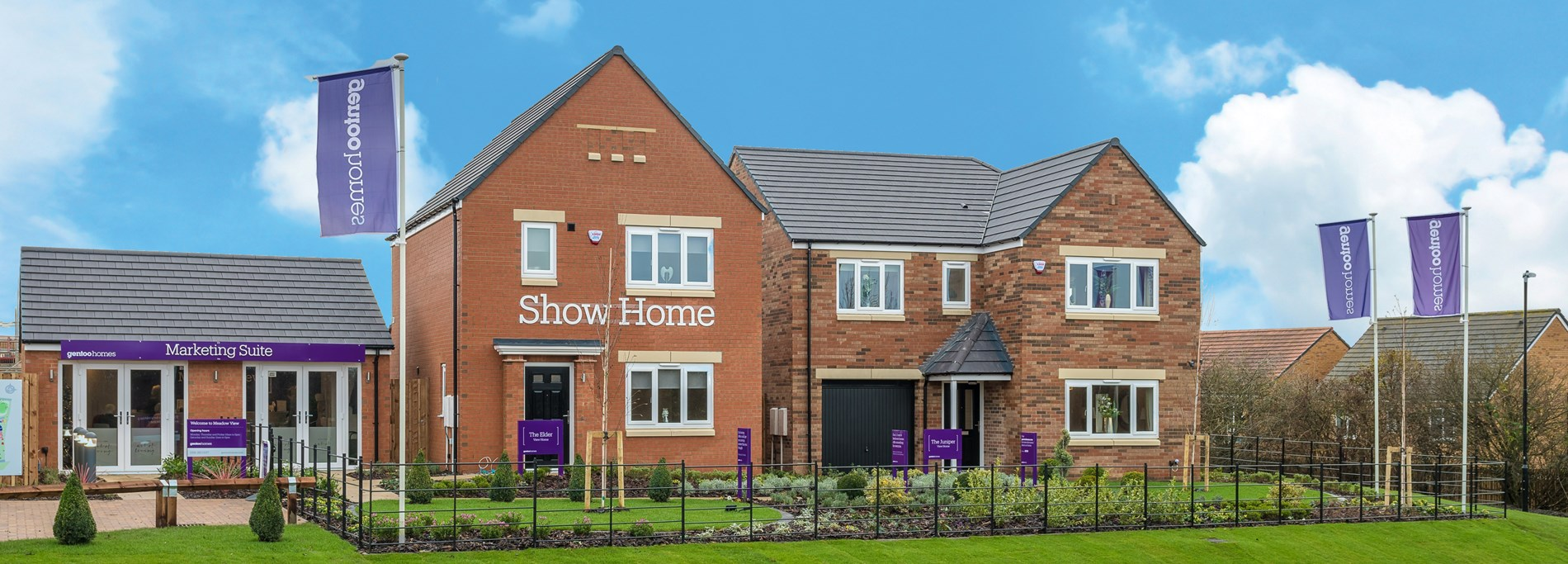 Meadow View Houghton Le Spring New Phase Of 2 3 And 4
